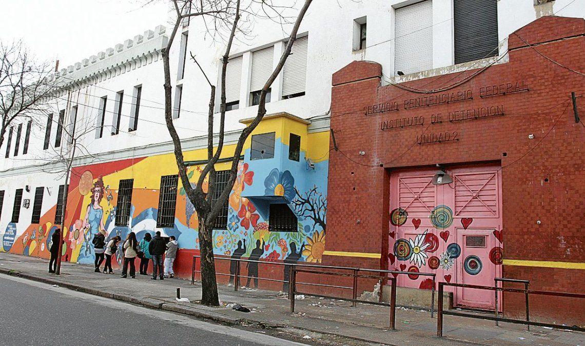 dEl hecho ocurrió en mayo de 2011 en la unidad penal del barrio porteño de Villa Devoto.