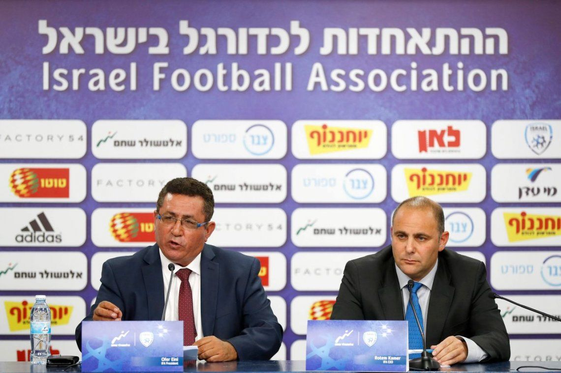 La Asociación de Fútbol de Israel no demandará a la AFA, pero sí a la Federación Palestina
