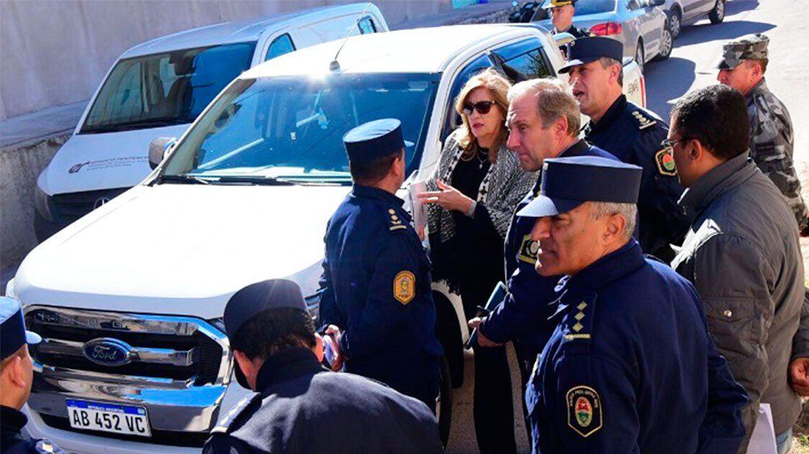 Incendio en una cárcel de Entre Ríos: tres muertos