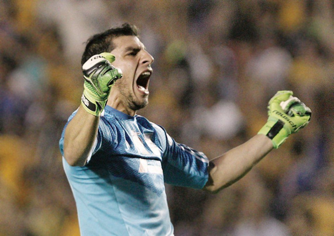 dNahuel Guzmán reconoció que hay un interés de Boca