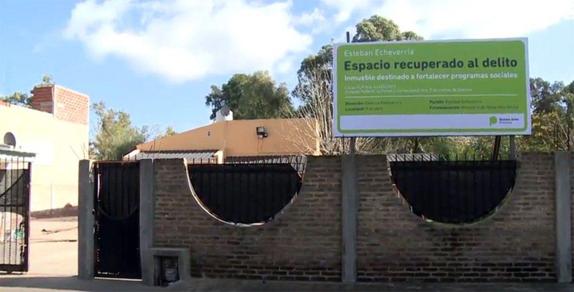Se recuperan para fines sociales cuatro casas que estaban en poder del narcotráfico