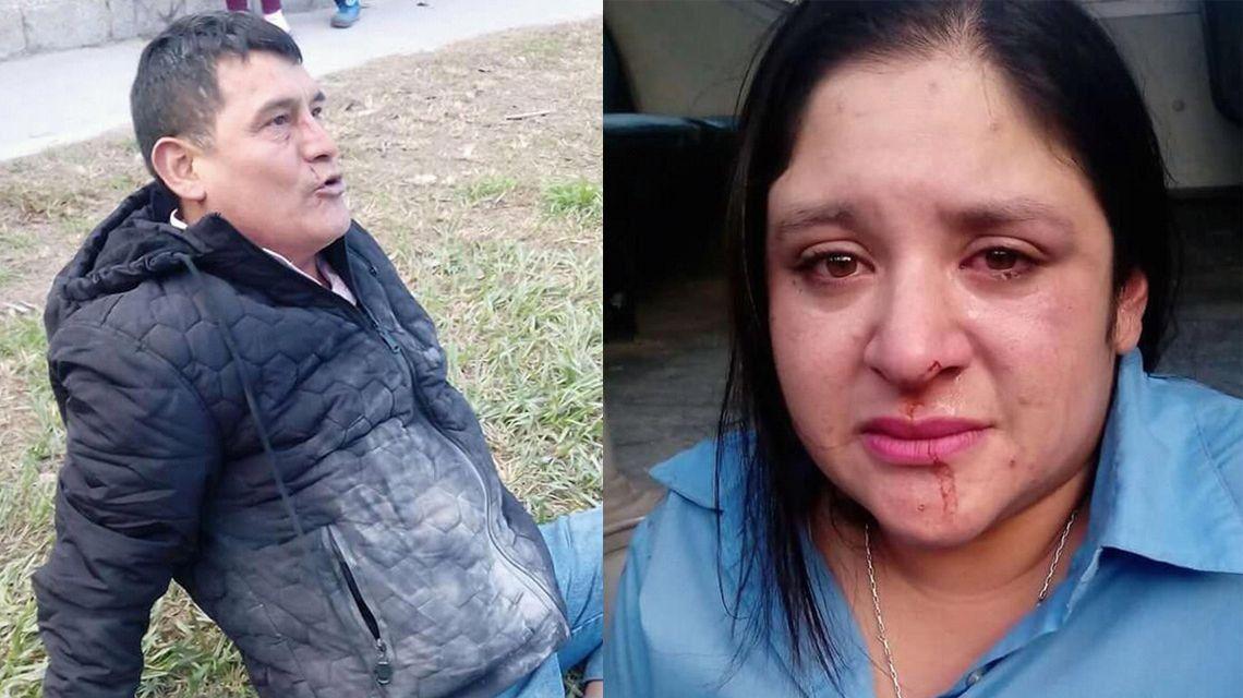 Salta: un hombre fue detenido tras golpear brutalmente a una colectivera