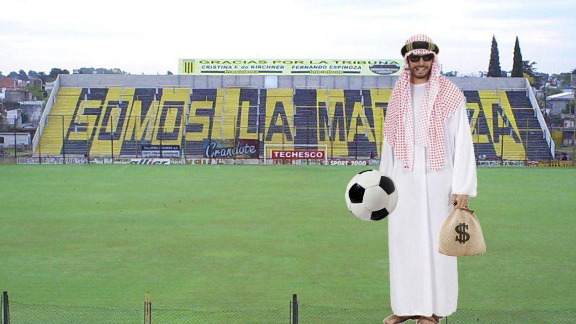 Analizan sumar equipos árabes para potenciar económicamente el ascenso