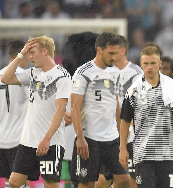 Alemania no convence y le ganó con lo justo a Arabia