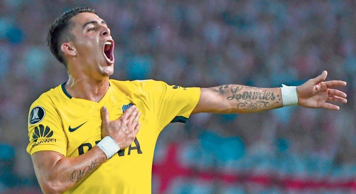 dPavón quiere jugar la Libertadores