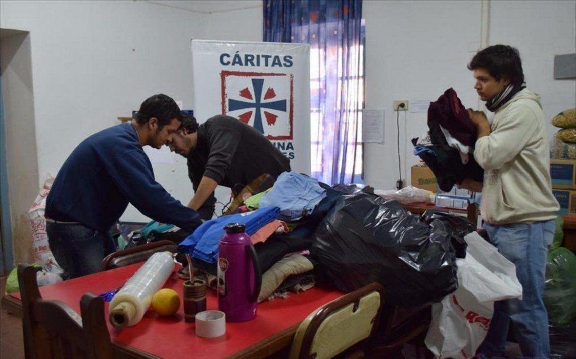 Cáritas realiza su tradicional Colecta Anual