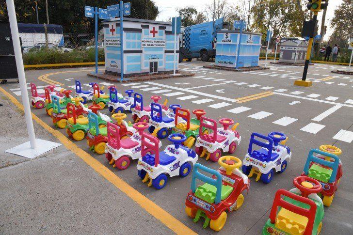 Nuevo Circuito de Educación Vial para concientizar a los más chicos