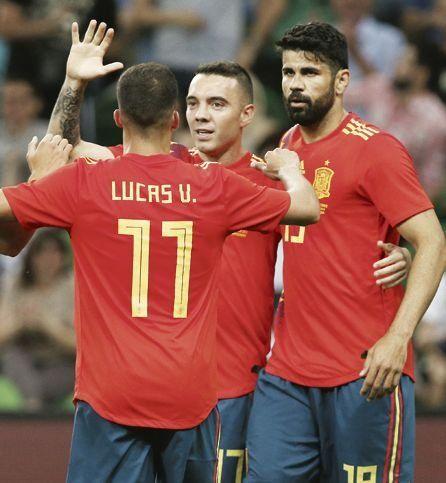España reguló energías y tuvo un pobre ensayo ante Túnez