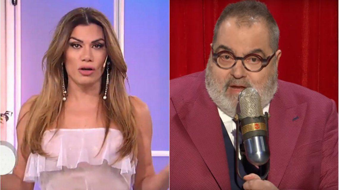 Los detalles secretos del acuerdo extra judicial entre Flor de la V y Jorge Lanata