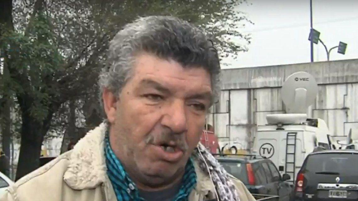 Longchamps: el padre de los acusados dijo que está seguro de que su hijo mató a la enfermera
