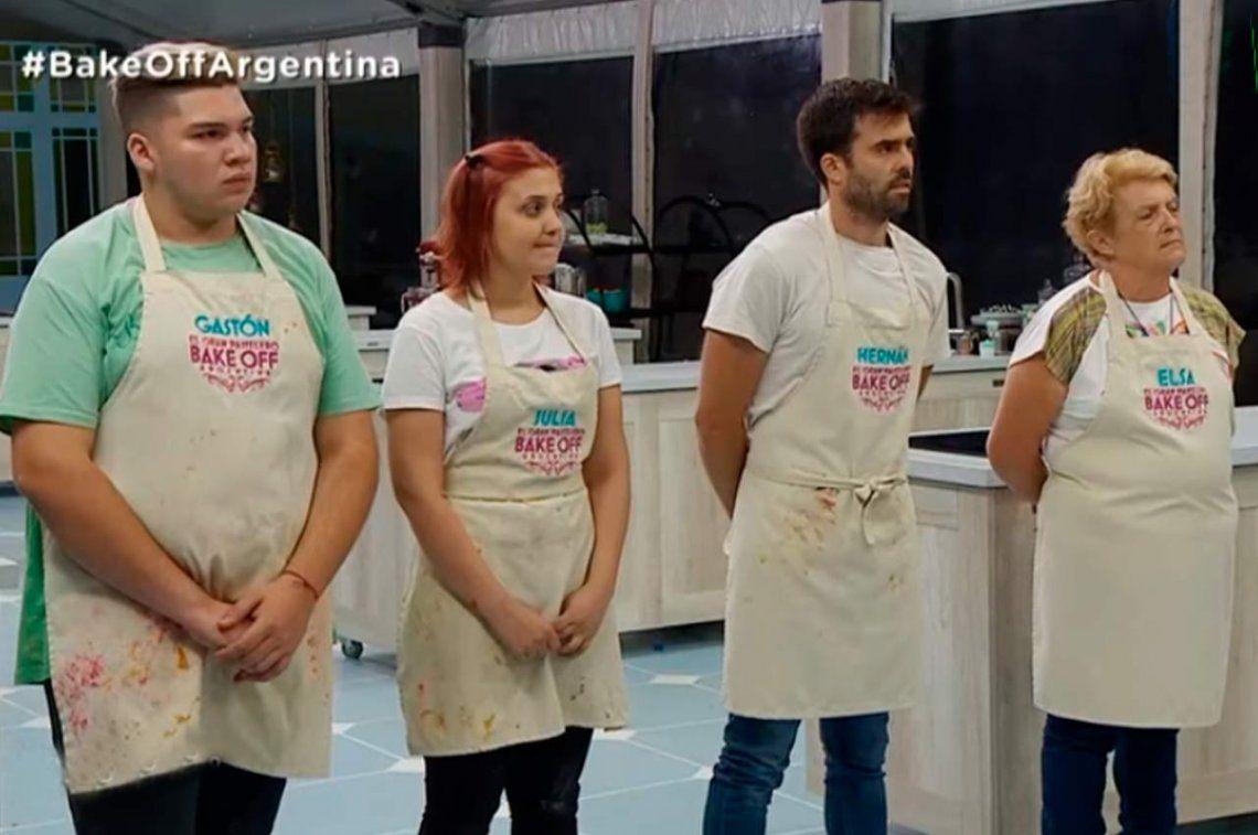 Se definieron los finalistas de Bake Off y explotaron las redes