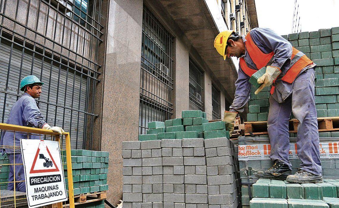 dEl presidente de la Cámara de la Construcción advirtió que la actividad ya comenzó a desacelerar fuerte.