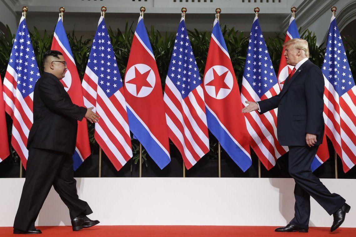 20 fotos de un encuentro histórico