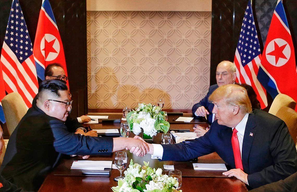 Los principales puntos del acuerdo entre los Estados Unidos y Corea del Norte