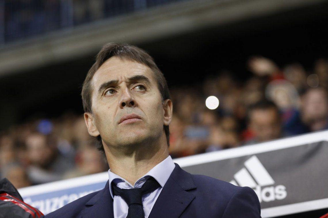 Julen Lopetegui será el nuevo DT del Real Madrid a pesar de haber renovado con la selección española hace dos semanas