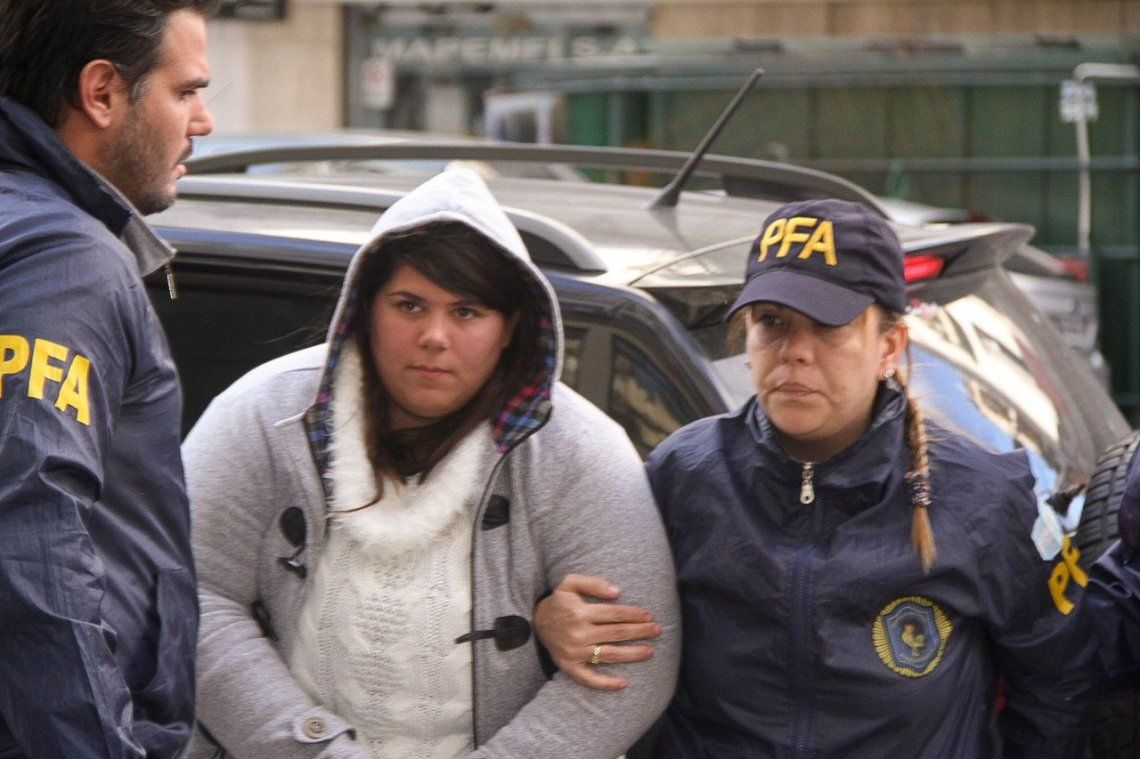 Hallaron pólvora en las manos de la abogada detenida por el doble crimen de Belgrano