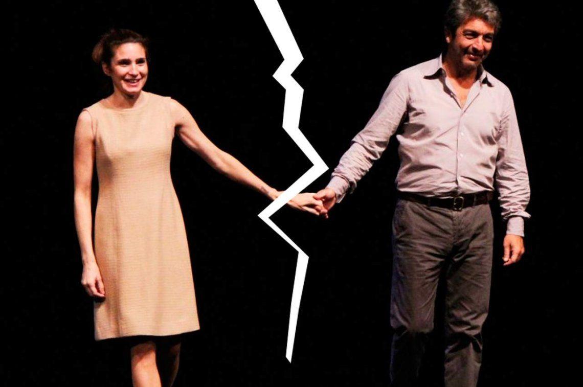 Valeria Bertucelli finalmente reveló por qué se peleó con Ricardo Darín