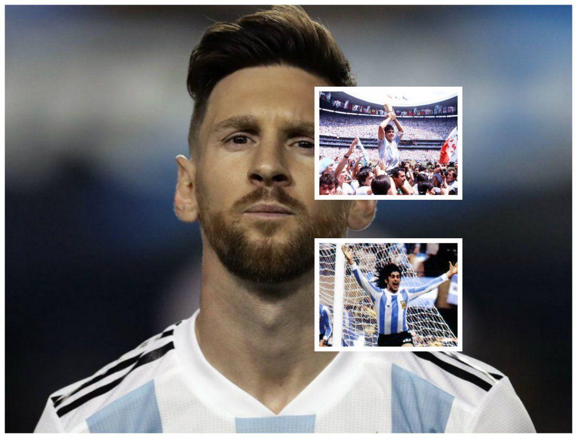 El objetivo de ganar el Mundial