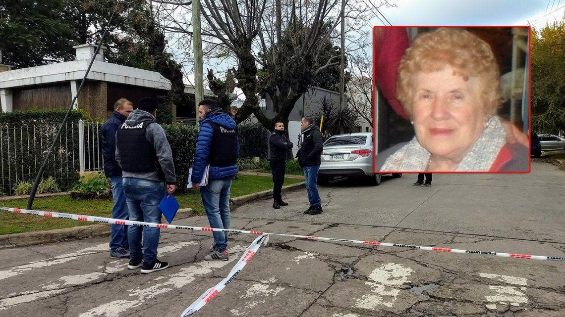 Jubilada murió tras ser golpeada por delincuentes en su vivienda