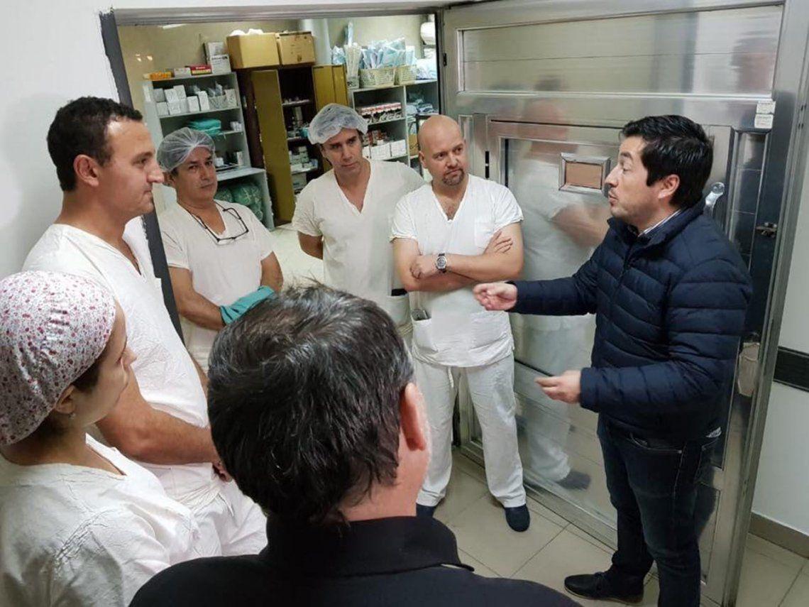 En Malvinas Argentinas se realizaron 1000 cirugías de corazón