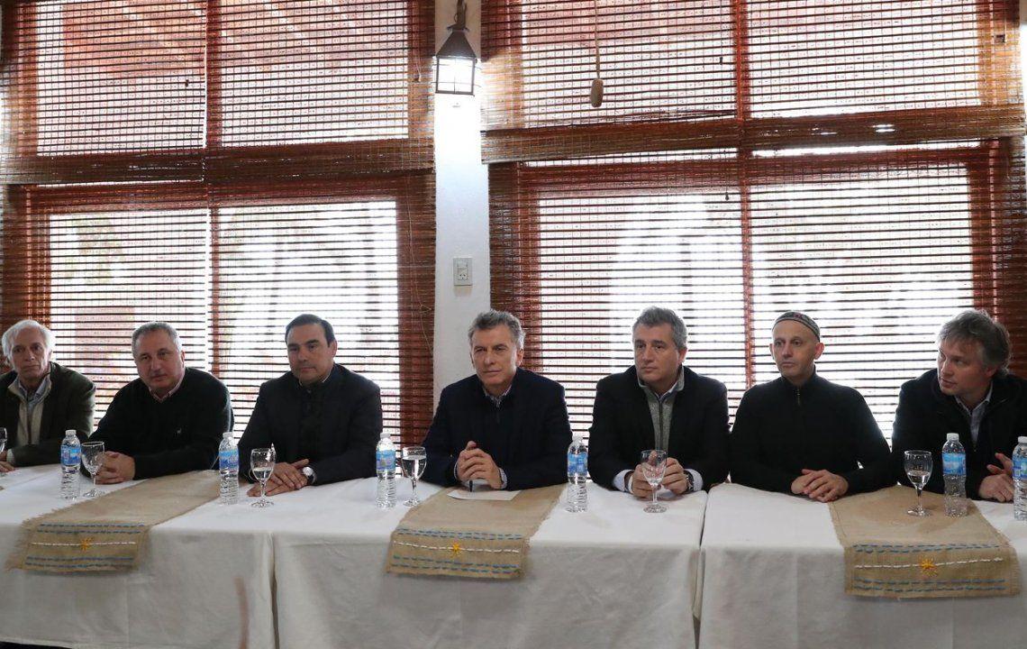Mauricio Macri en Corrientes: Se dio un debate histórico sobre el aborto