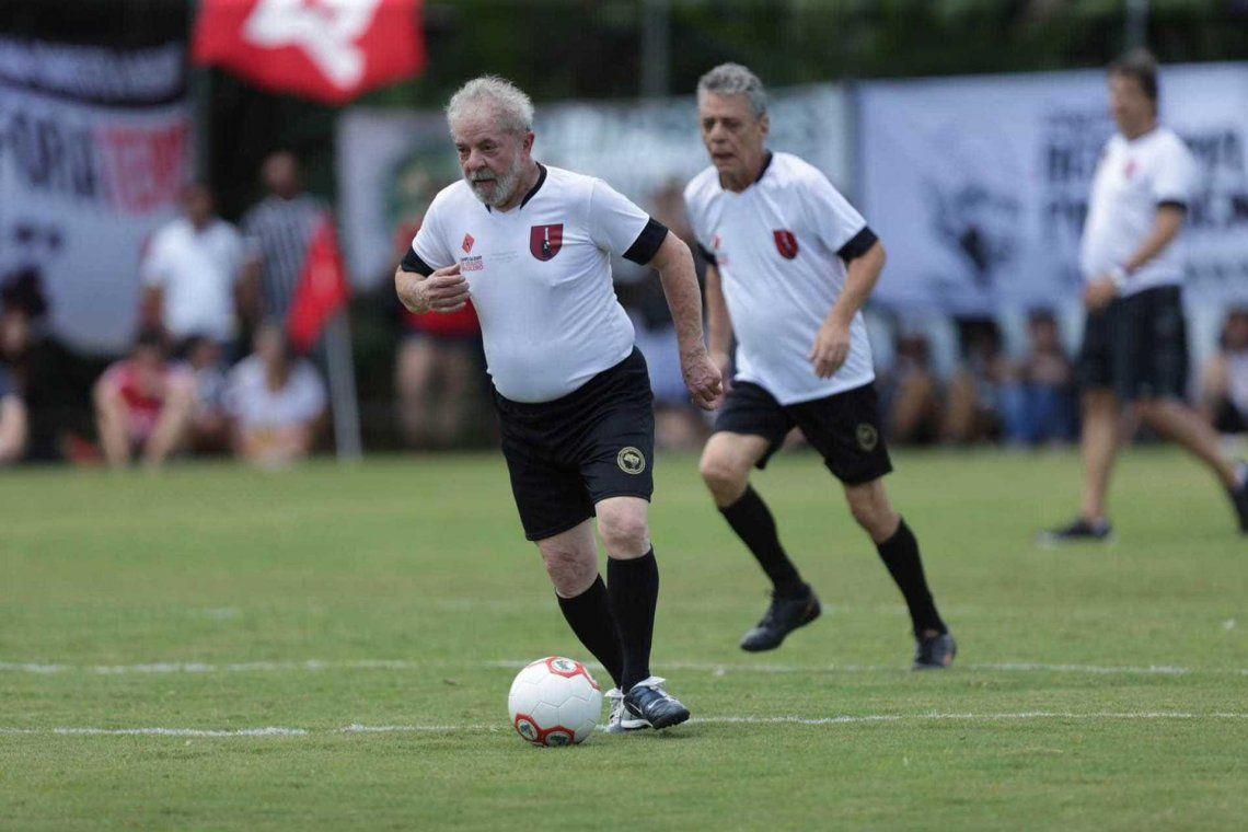 Cantalo, cantalo, cantalo: Lula comentará el Mundial desde la cárcel