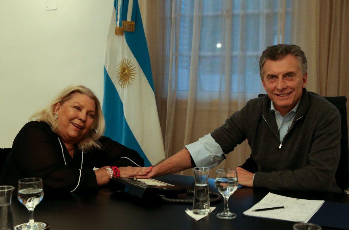 Carrió, sobre el proyecto de legalización del aborto: A Macri le dijeron que ganaba el no por amplia mayoría