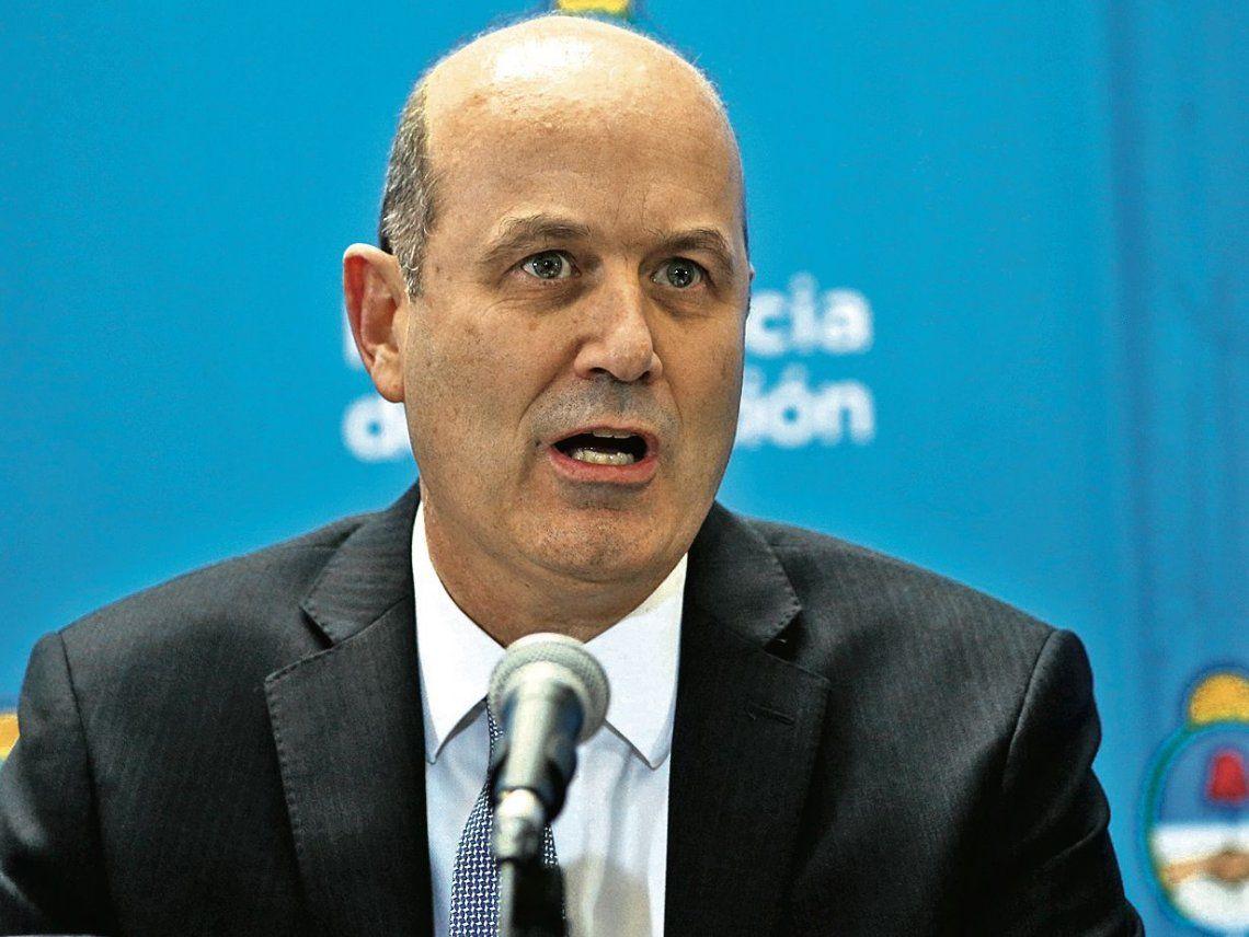 dEl mercado cambiario se cobró a Federico Sturzenegger al frente del BCRA y ahora lo quieren llevar a la Justicia.