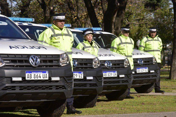 Nuevos patrulleros para San Martín