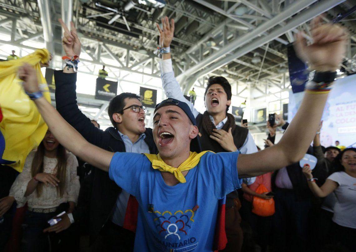 La derecha será gobierno en Colombia: Duque es presidente electo