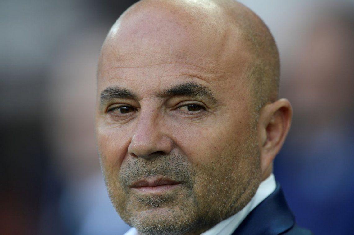 Objetivo Croacia: Sampaoli ya piensa en cambios para la Selección