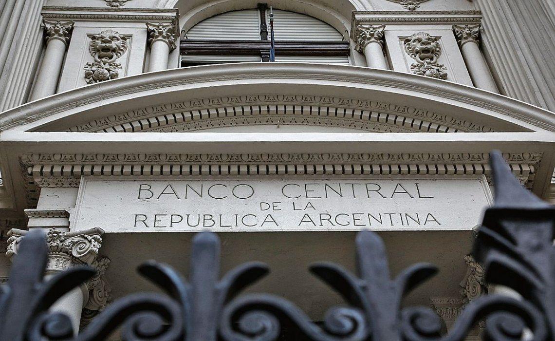 Las reservas del Banco Central subieron por primera vez en tres semanas
