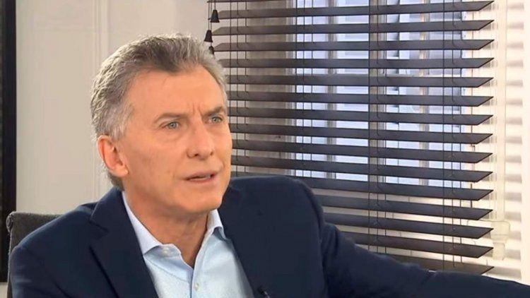Macri admitió que fracasó el combate contra la inflación