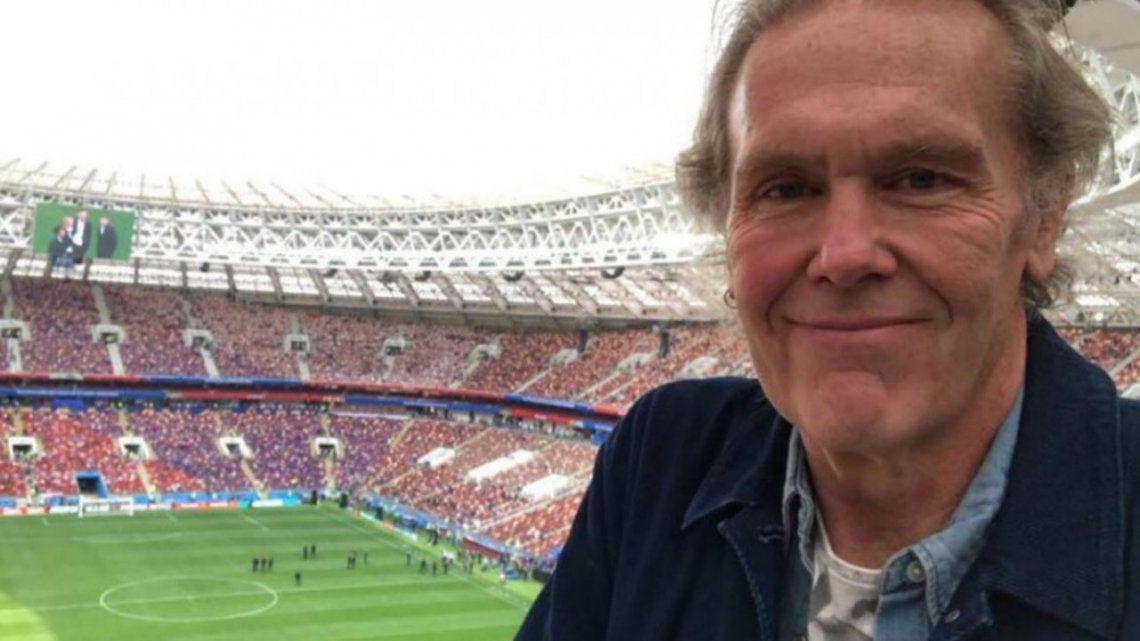 El hincha que agredió a Bonadeo en Rusia no podrá ir a más partidos