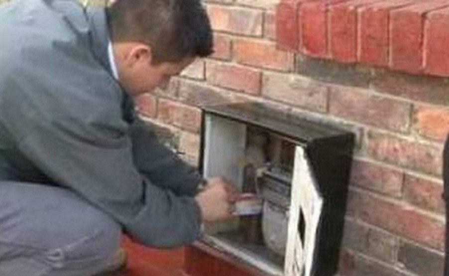 Sospechan intenciones de robo tras cortes de gas en viviendas