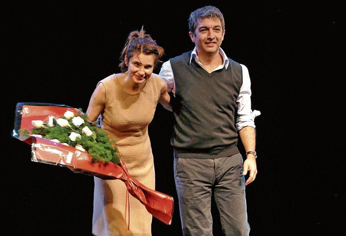 Darín lamentó haber pedido disculpas públicas a Bertuccelli