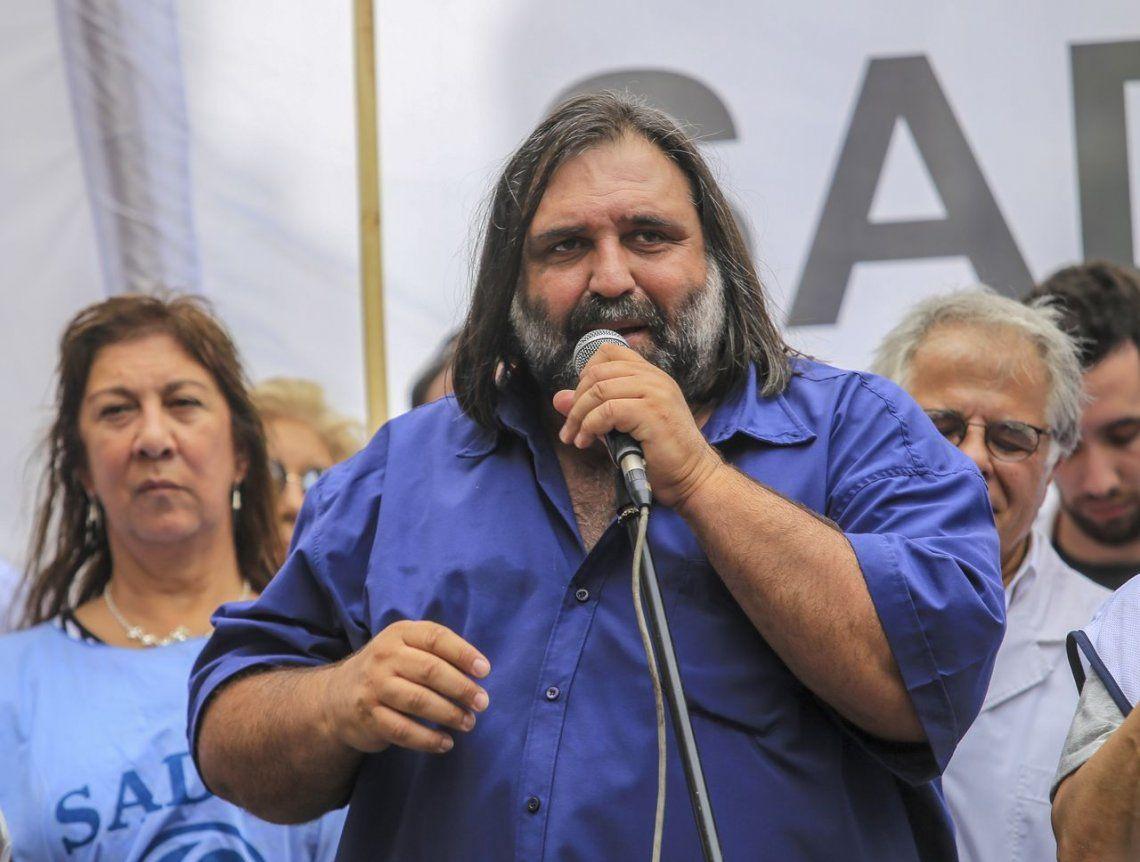 Paritaria docente bonaerense: Suteba aceptará la propuesta del gobierno bonaerense si devuelven los días de paro descontados