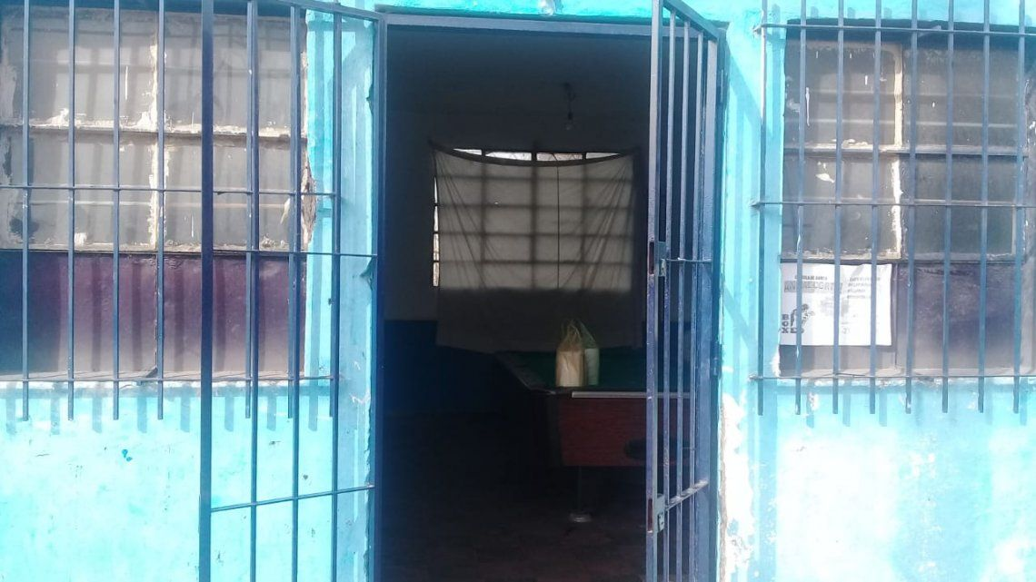 Club de Solano jaqueado por sufrir 3 robos en 6 meses
