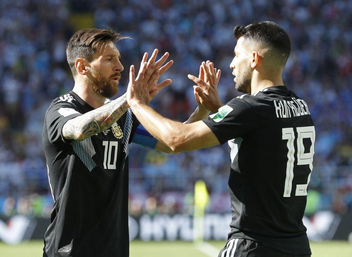 Argentina se mide ante Croacia en un partido trascendental para el futuro
