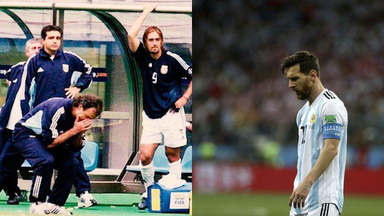 ¿Qué tiene que pasar para que Argentina avance a octavos?