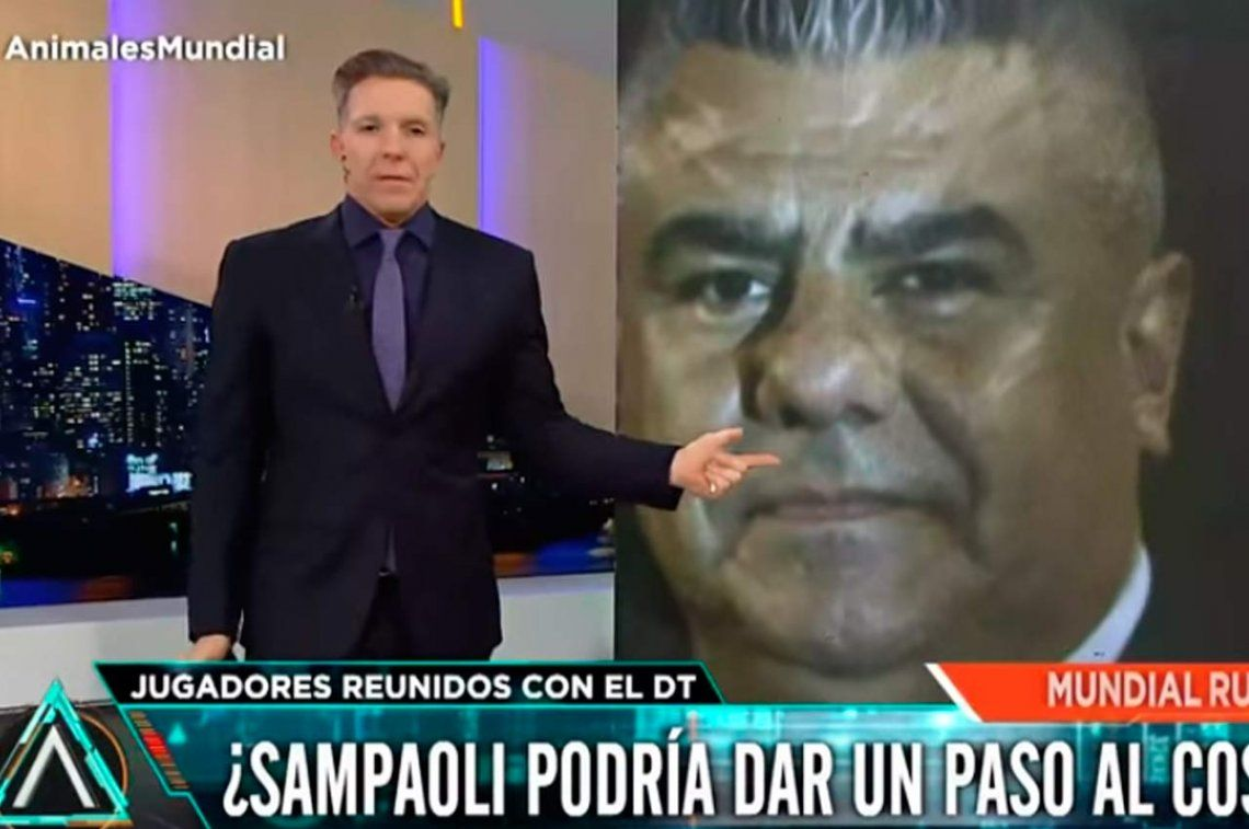 Chiqui Grondonismo Puro El Con Demoledor Tapia Es Fantino f6Ox7O