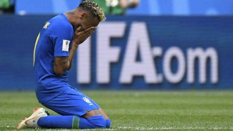Video | Neymar rompió en llanto de emoción tras su gol a Costa Rica