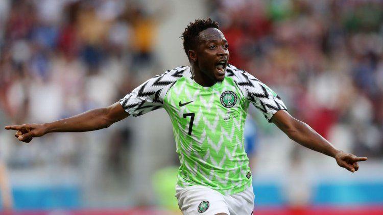 Con un Musa inspirado, Nigeria ganó y toda la Argentina sueña