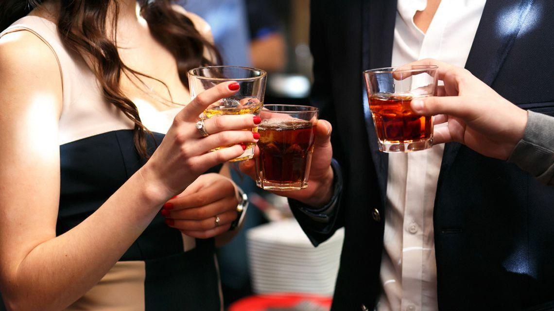 Las complicaciones por el exceso de alcohol