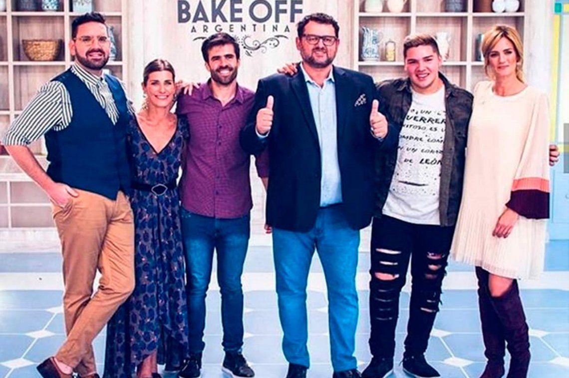 Bake Off Argentina ya tiene a su primer ganador