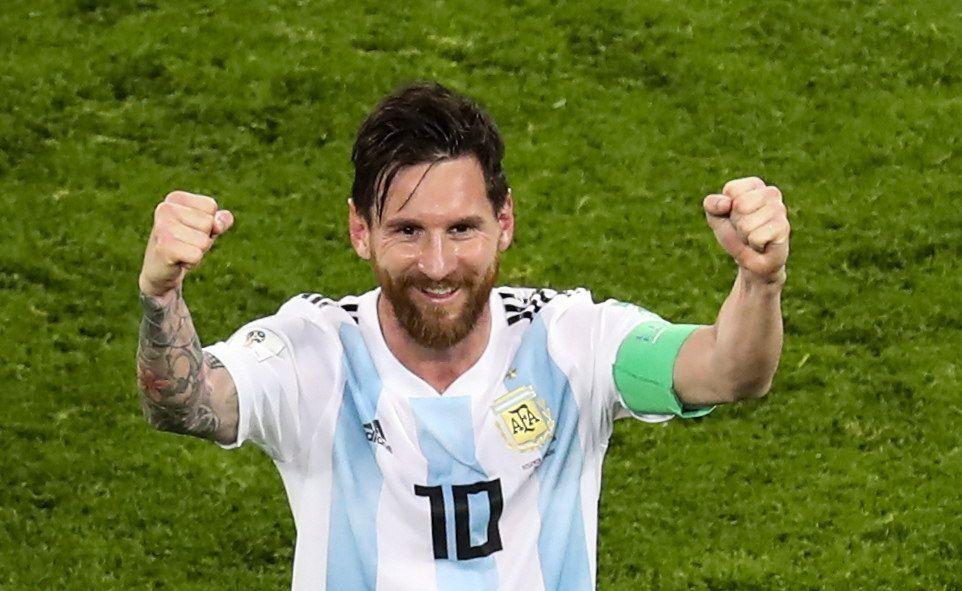 Messi, en las tapas de los diarios de todo el mundo