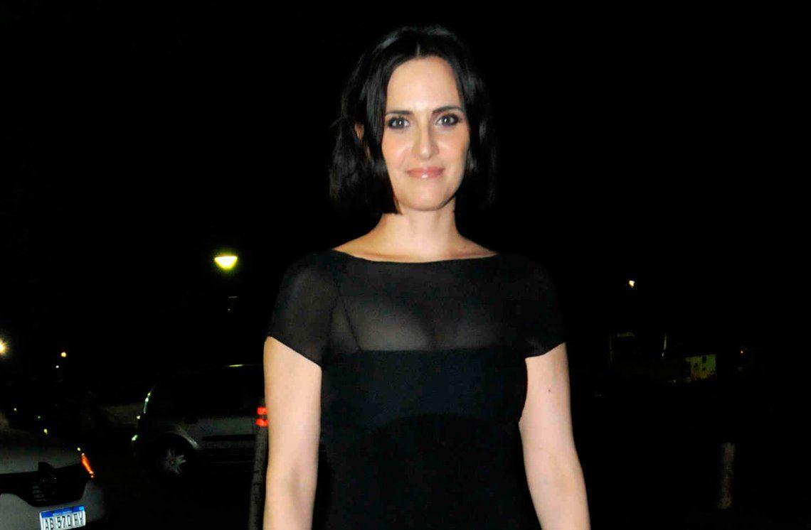 Julieta Díaz ganó elogios por una foto retro y hot