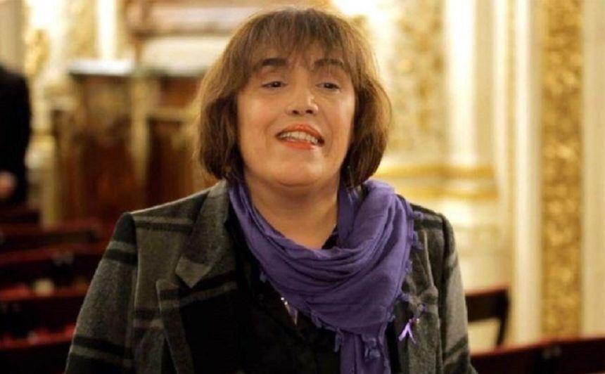 Fabiana Tuñez, una mano para la igualdad de género