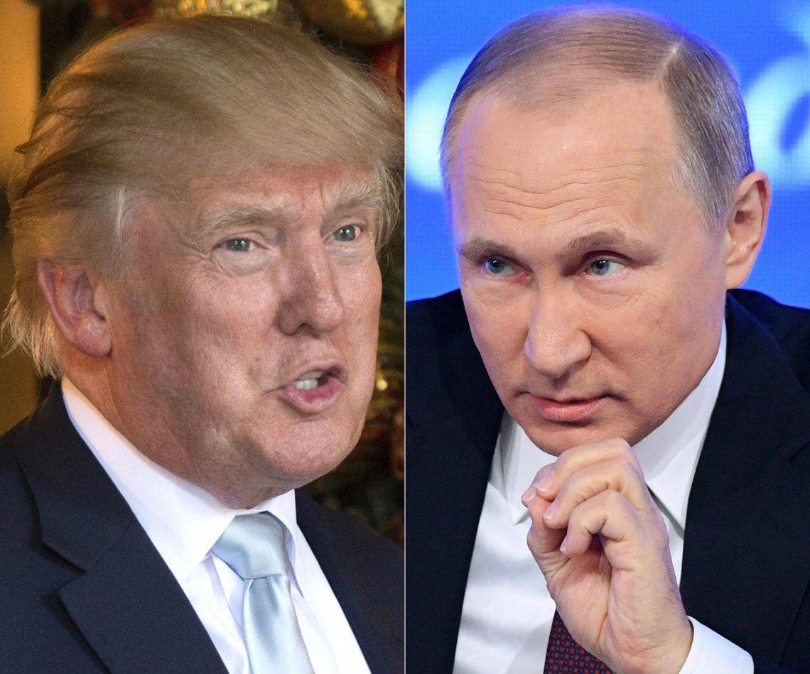Cumbre Trump-Putin será el 16 de julio en Finlandia