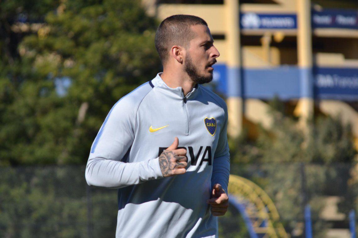 Boca volvió al trabajo con Villa como único refuerzo